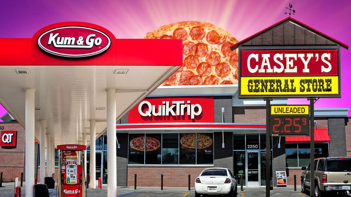 Iowa's love affair with gas station pizza, explained