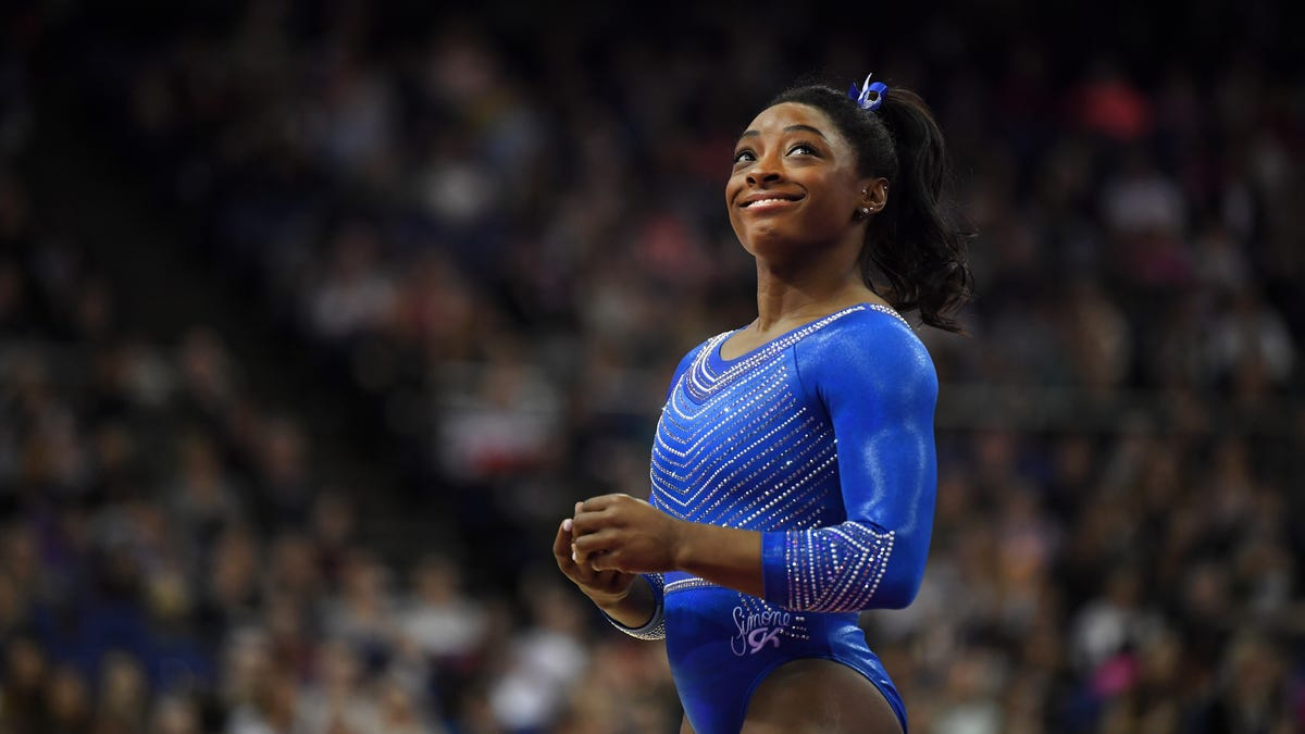 Simone Biles Thanks Fans for Helping Her Realize She's More Than Her Accomplishments