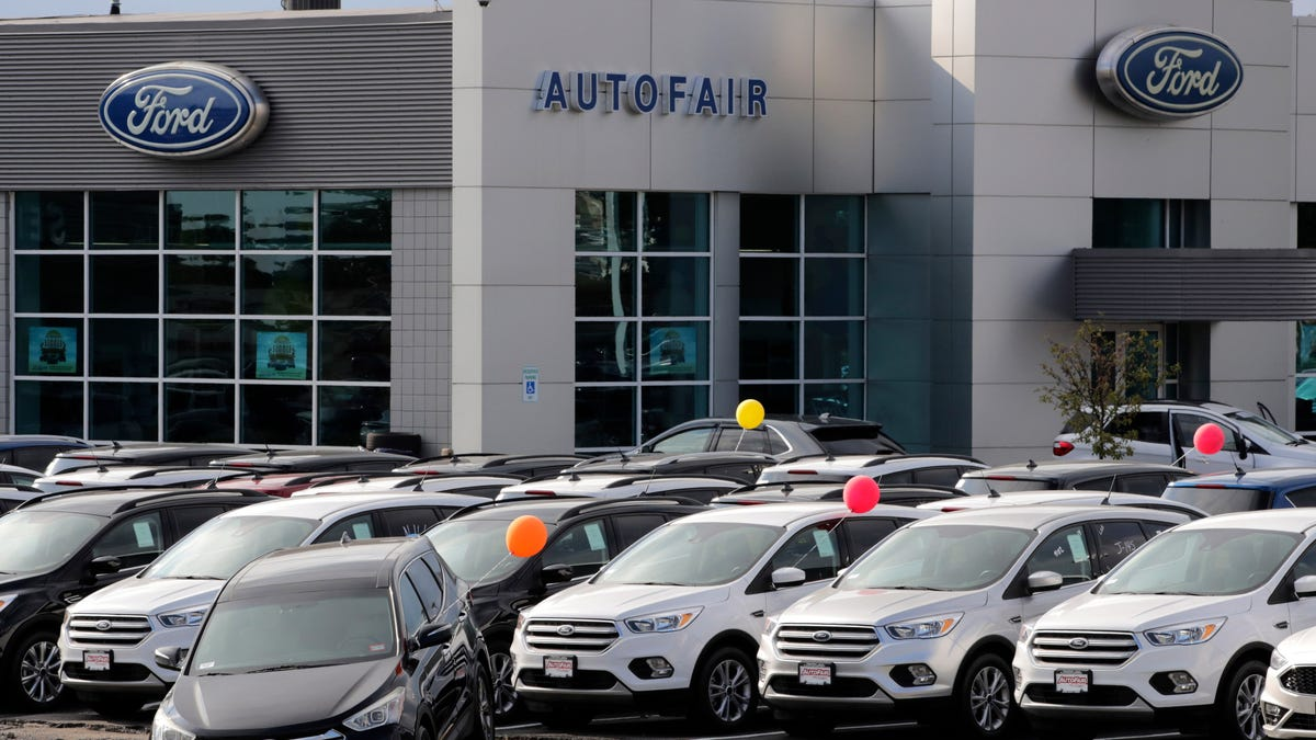 We're About To See Just How Much Car Sales Have Completely Tanked