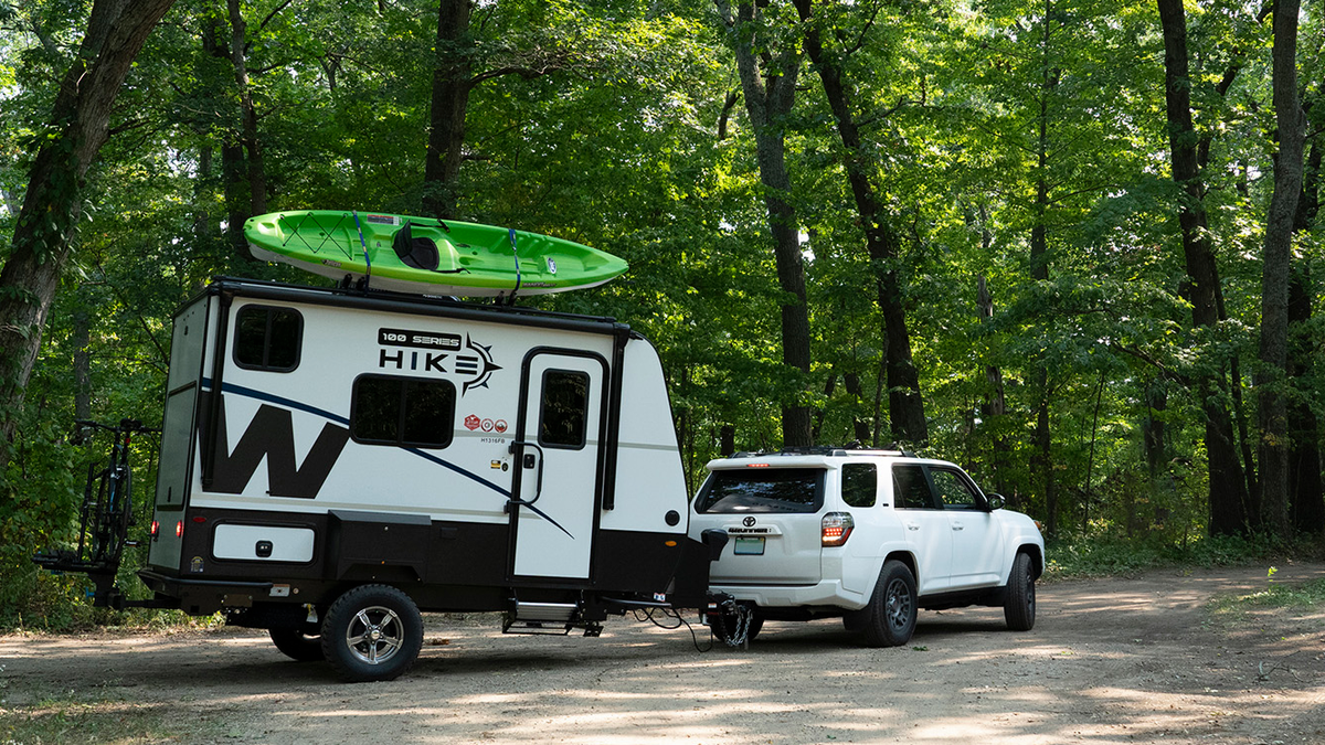 Winnebago Is Coming Out With A Seriously Cool Tiny Off-Grid Camper