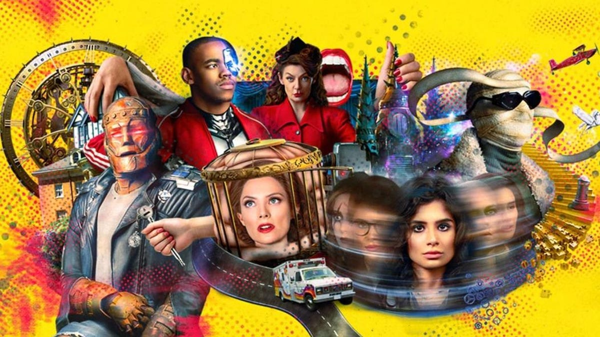 Doom Patrol's Coming Back for Another Warped and Wacky Season