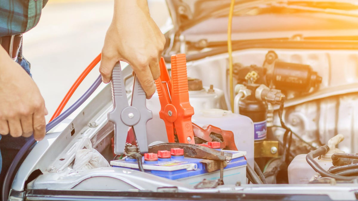 How to Jump-Start an Electric Car That has a Dead Battery