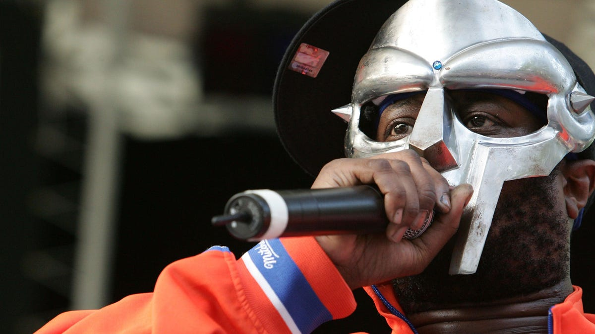 Late rapper MF Doom receives honorary street sign in New York