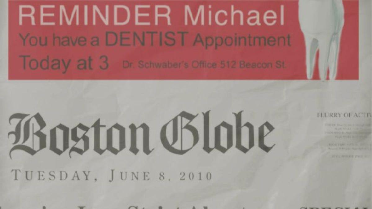 Boston Globe Tailors Print Edition For Three Remaining