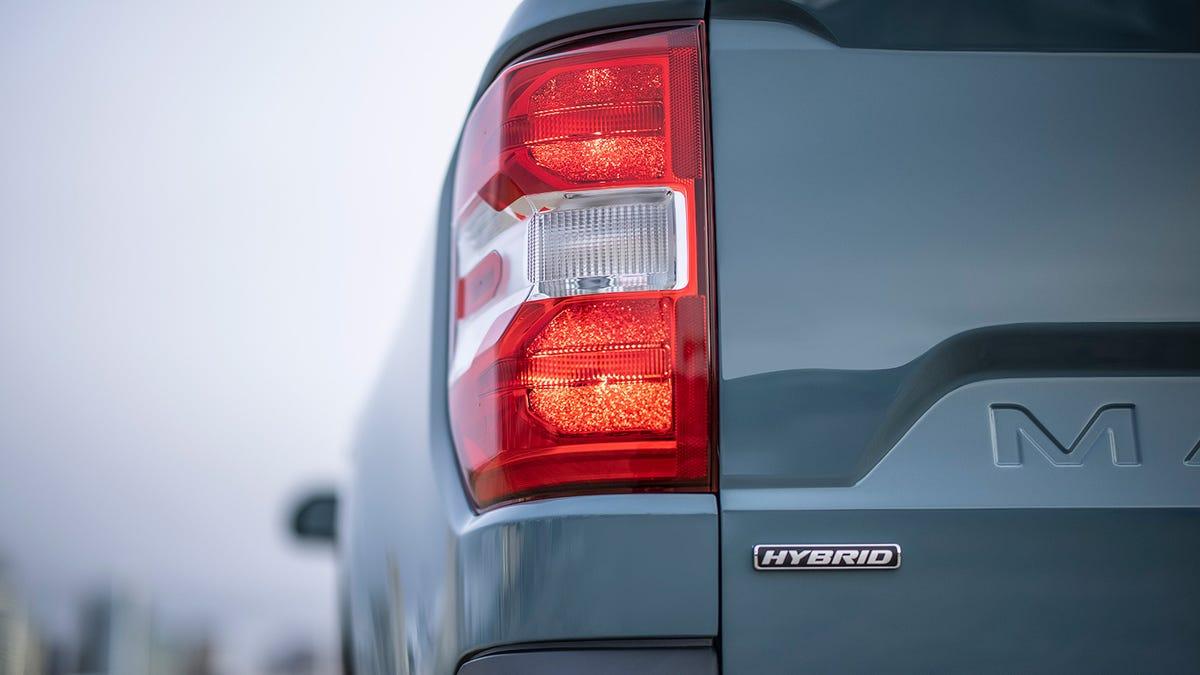 Gerücht behauptet, der Maverick Hybrid wird verschoben, aber Ford schiebt zurück€