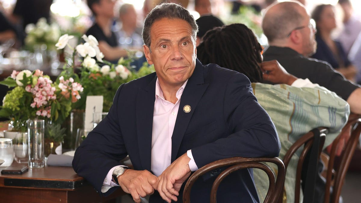 Cuomo Is Back in the Hotseat Over All the Sexual Harassment Allegations