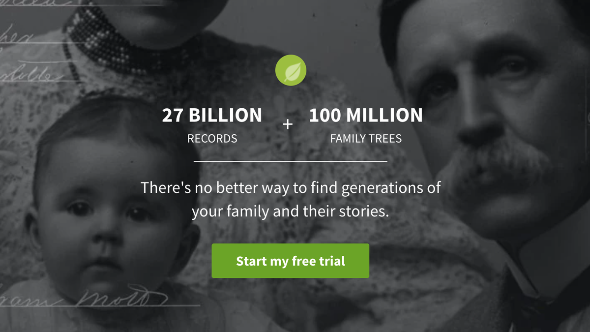 Ancestry.com Just Gave Itself the Rights to Your Beloved Family Photos thumbnail