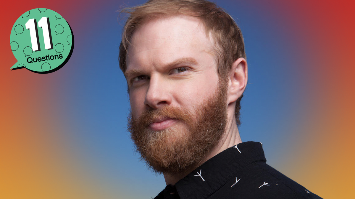 Henry Zebrowski has fond memories of being attacked by bats