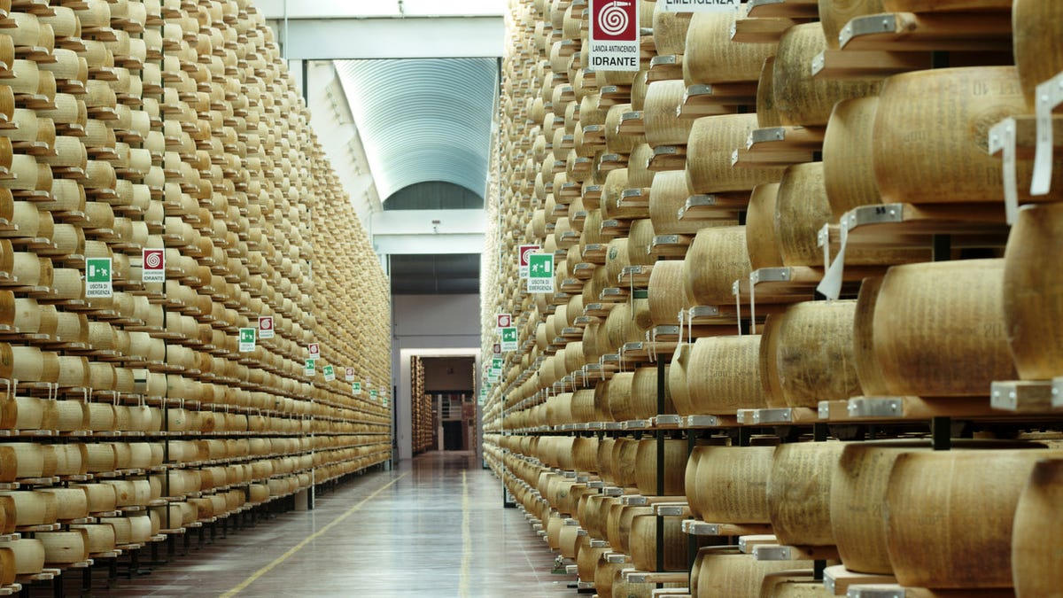 Who moved $50,000 worth of stolen cheese?