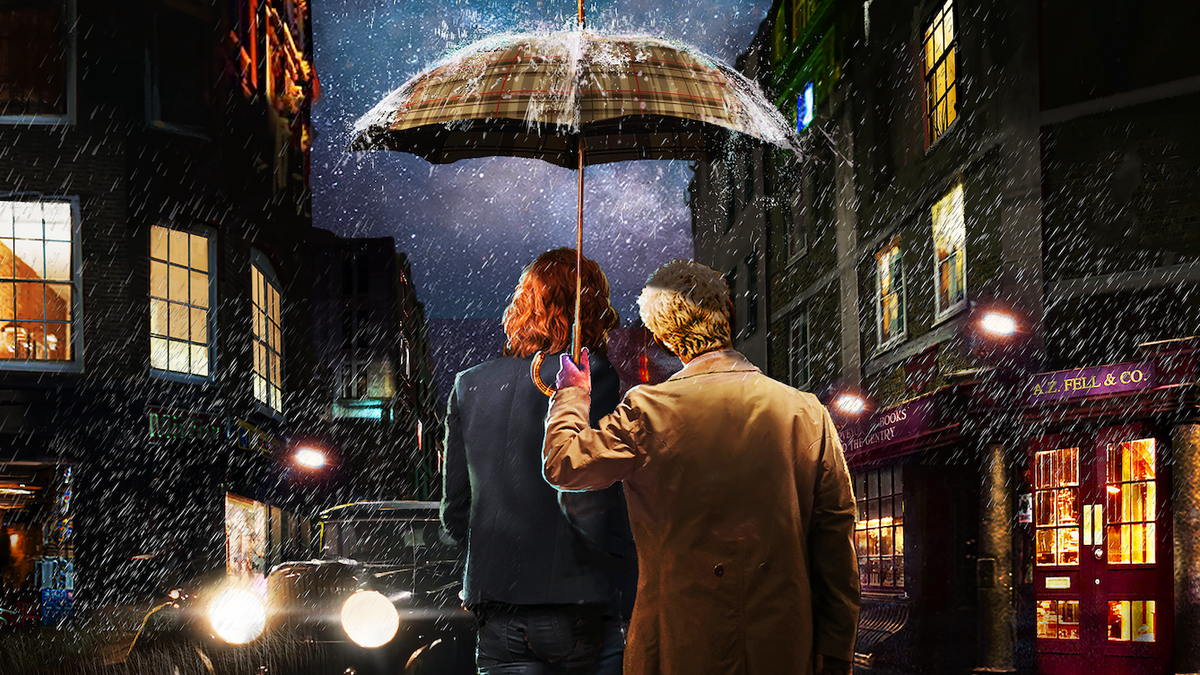 Good Omens' Second Coming Has Been Greenlit by Amazon thumbnail