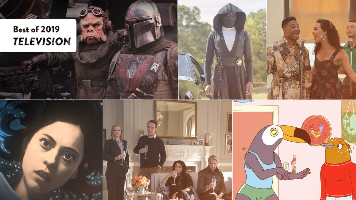 The 25 best TV shows of 2019