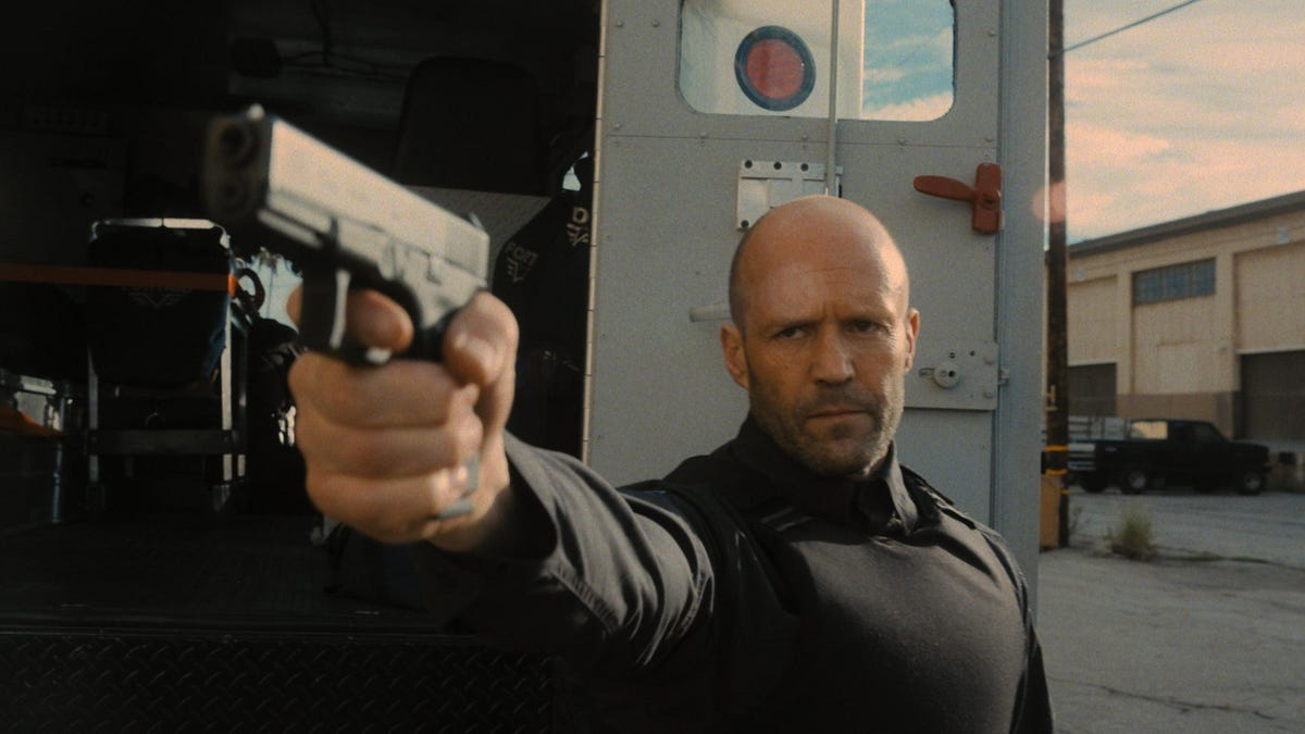 In Wrath Of Man, Jason Statham and Guy Ritchie re-team for cheap thrills