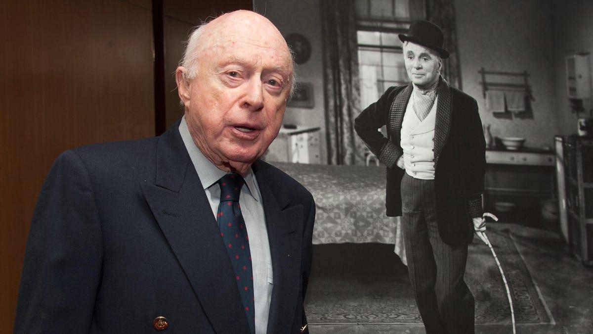 R.I.P. Norman Lloyd, dead at 106