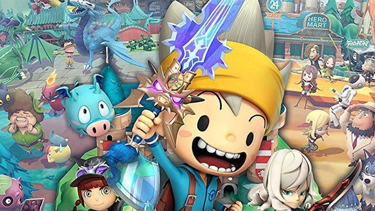 I'm Not Sure I Like Snack World, But I Keep Playing Anyway