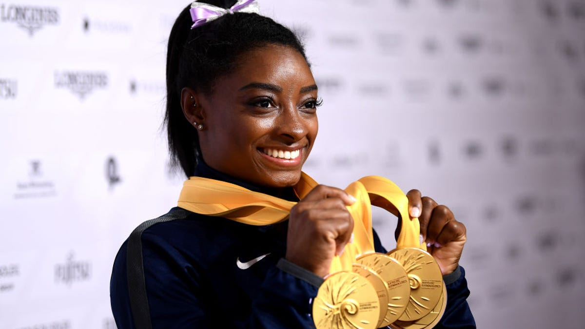 Simone Biles Is Officially the Greatest Gymnast of All Time