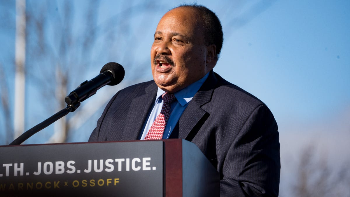 Texas Republicans Lie on Martin Luther King Jr.'s Name in Critical Race Theory Attack. MLK III Was Having None of It