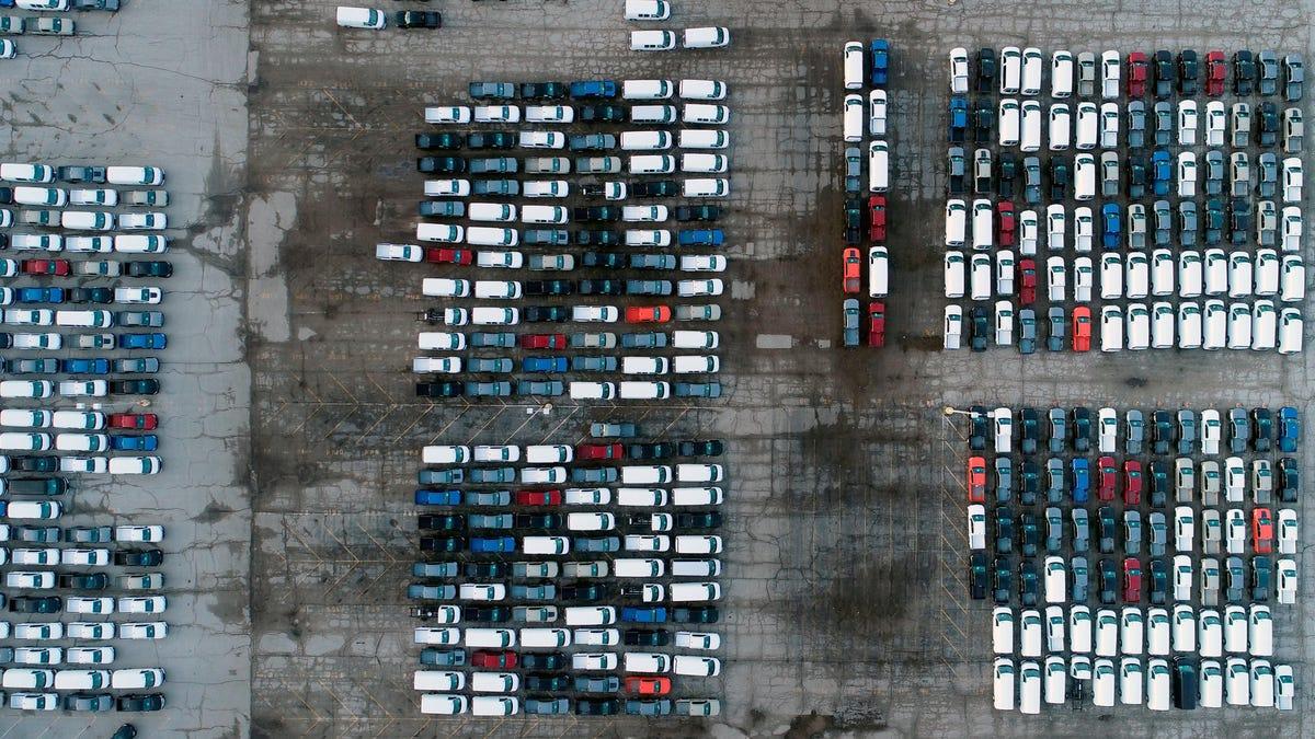 GM hat seit 1931 jeden Autohersteller in den USA überflügelt, dieses Jahr vielleicht nicht