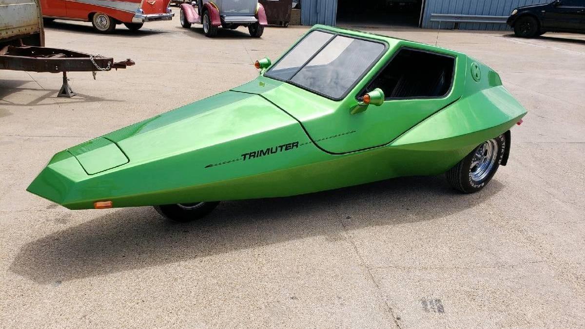 Ist dieser Urba Sport Trimuter von 1982 für 6.500 $ ein Trike, das Ihnen gefallen könnte?