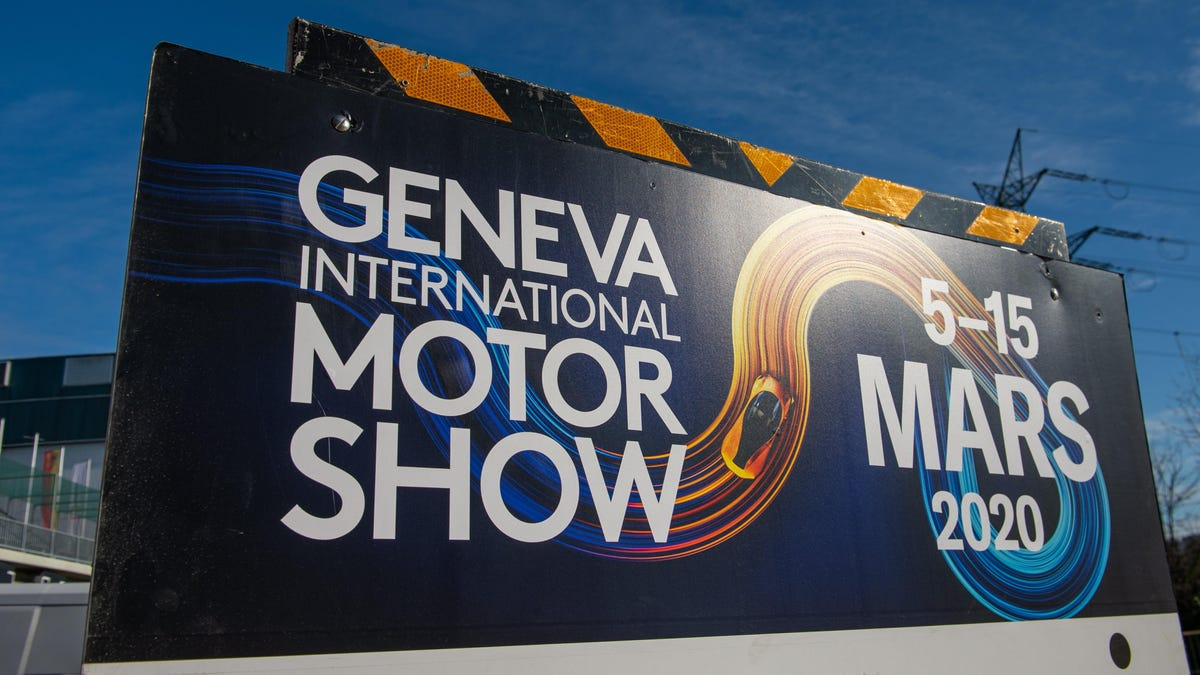 2022 Geneva International Motor Show Cancelled For Third Year In a Row