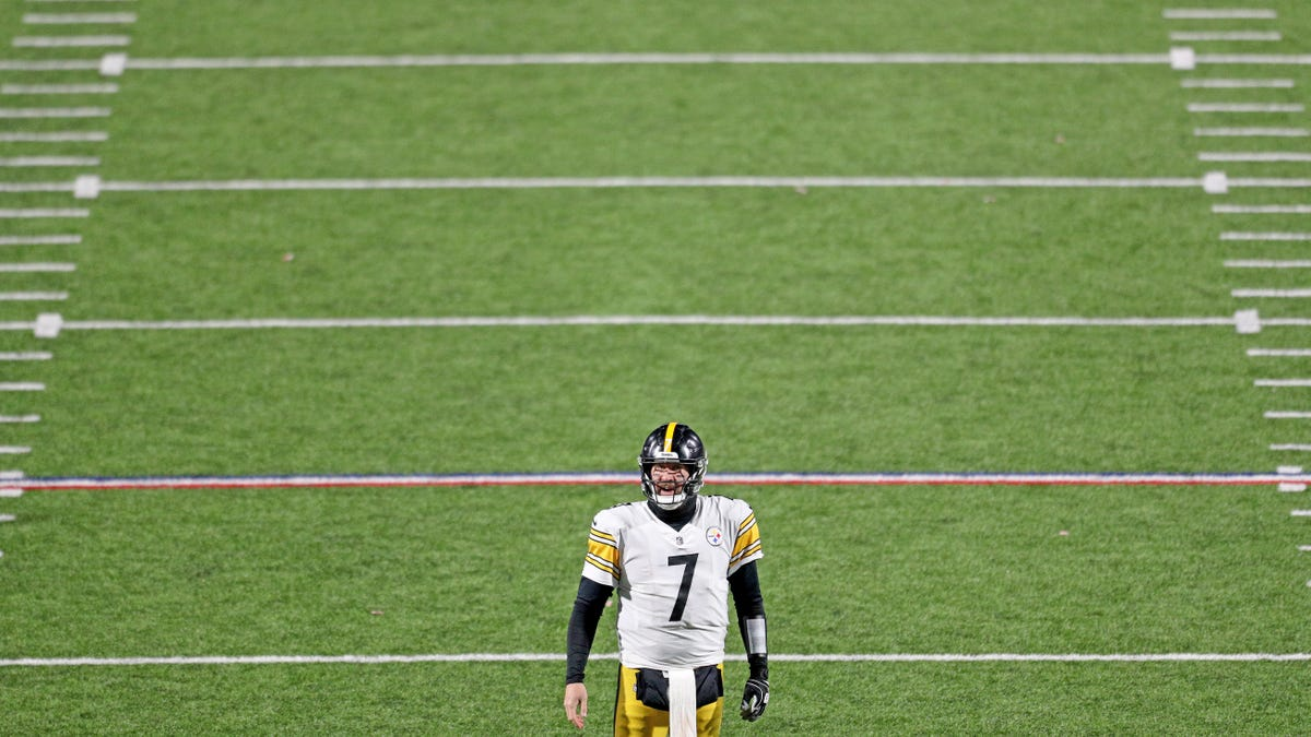 If Steelers bring back Big Ben it would be one garbage move
