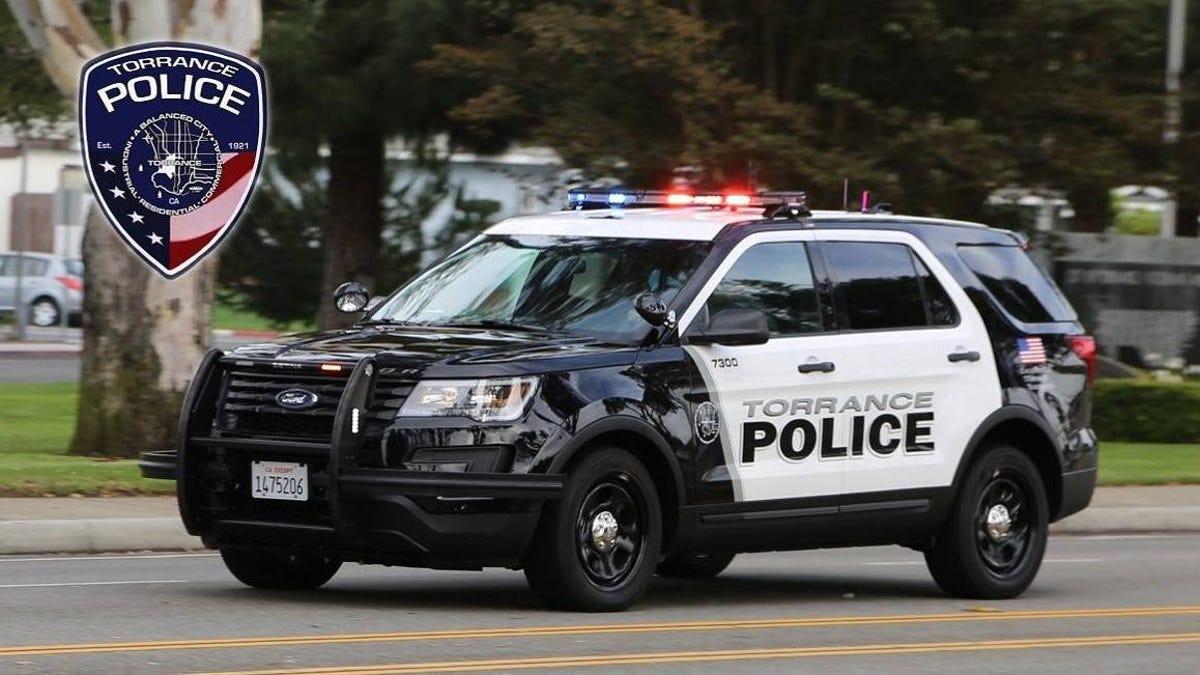 Zwei Polizisten wegen Sprühens eines Hakenkreuzes auf ein beschlagnahmtes Fahrzeug verhaftet