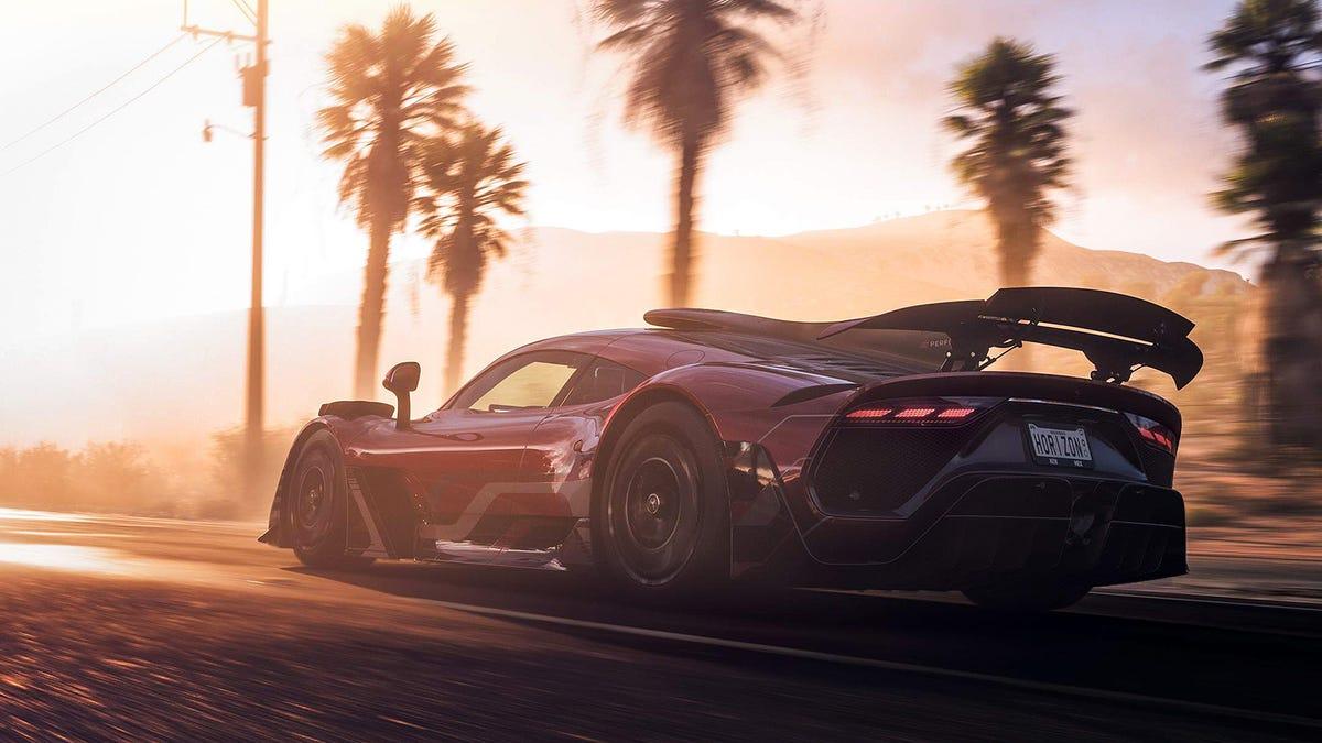 Forza Horizon 5 wird sich besser handhaben lassen und eine fesselndere Kampagne haben, so der Creative Director