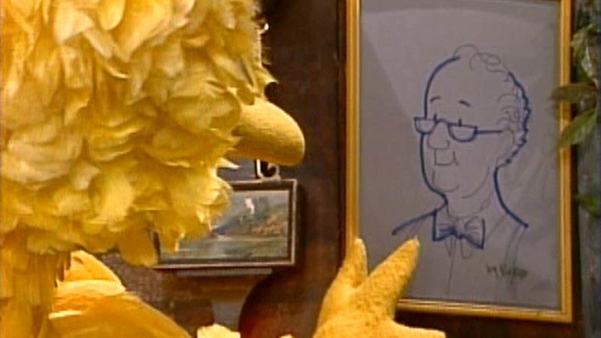 We All Feel Sad Big Bird When Sesame Street Confronted Death