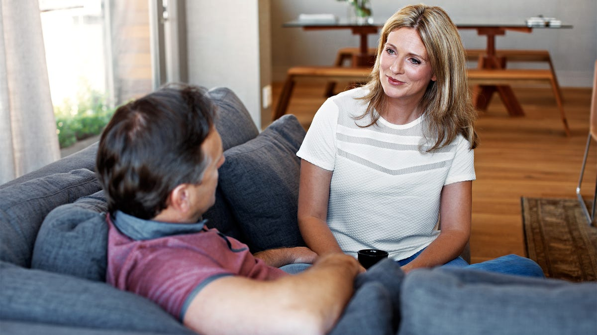 Woman Informs Husband That He Made New Friend