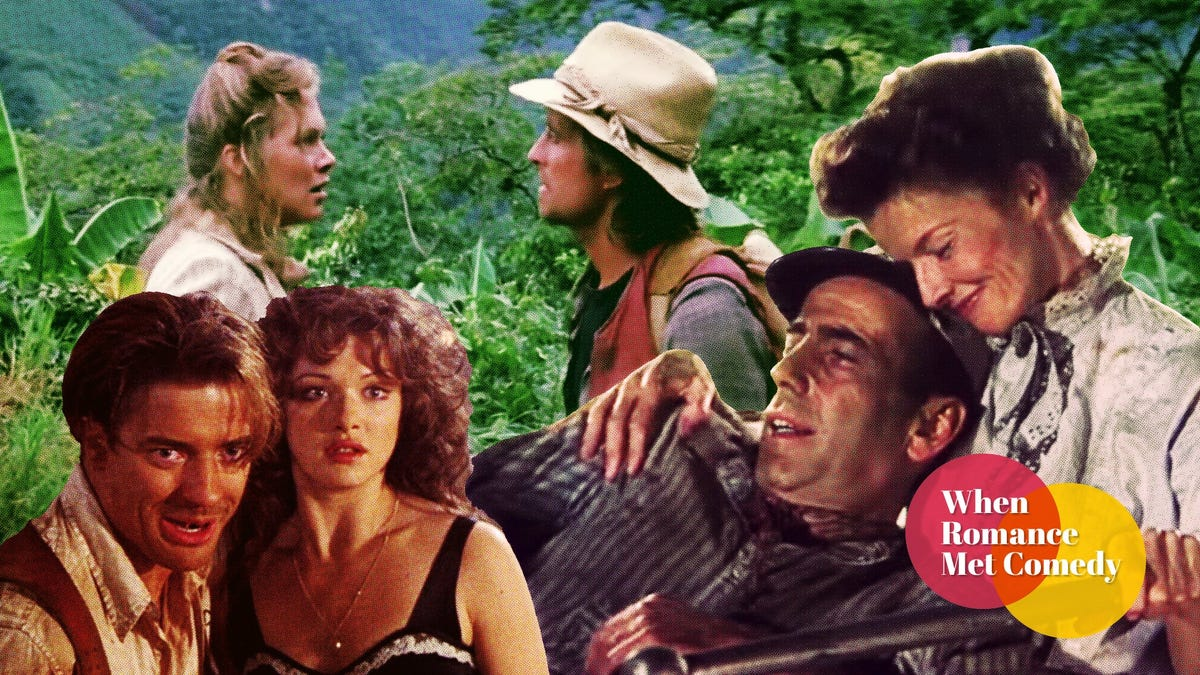 Long before Jungle Cruise, Hollywood mastered the adventure romance