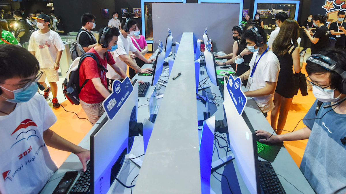 Video Games Are 'Spiritual Opium,' Says Chinese Government-Owned Media