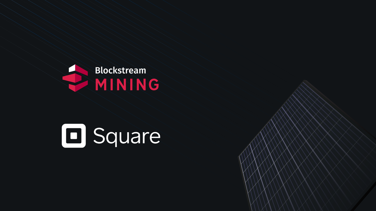 Square Will Invest $5 Million to Build an Open-Source, Solar-Powered Bitcoin Mining Facility thumbnail