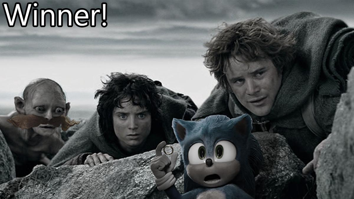 'Shop Contest: Sonic Returns, Winners!