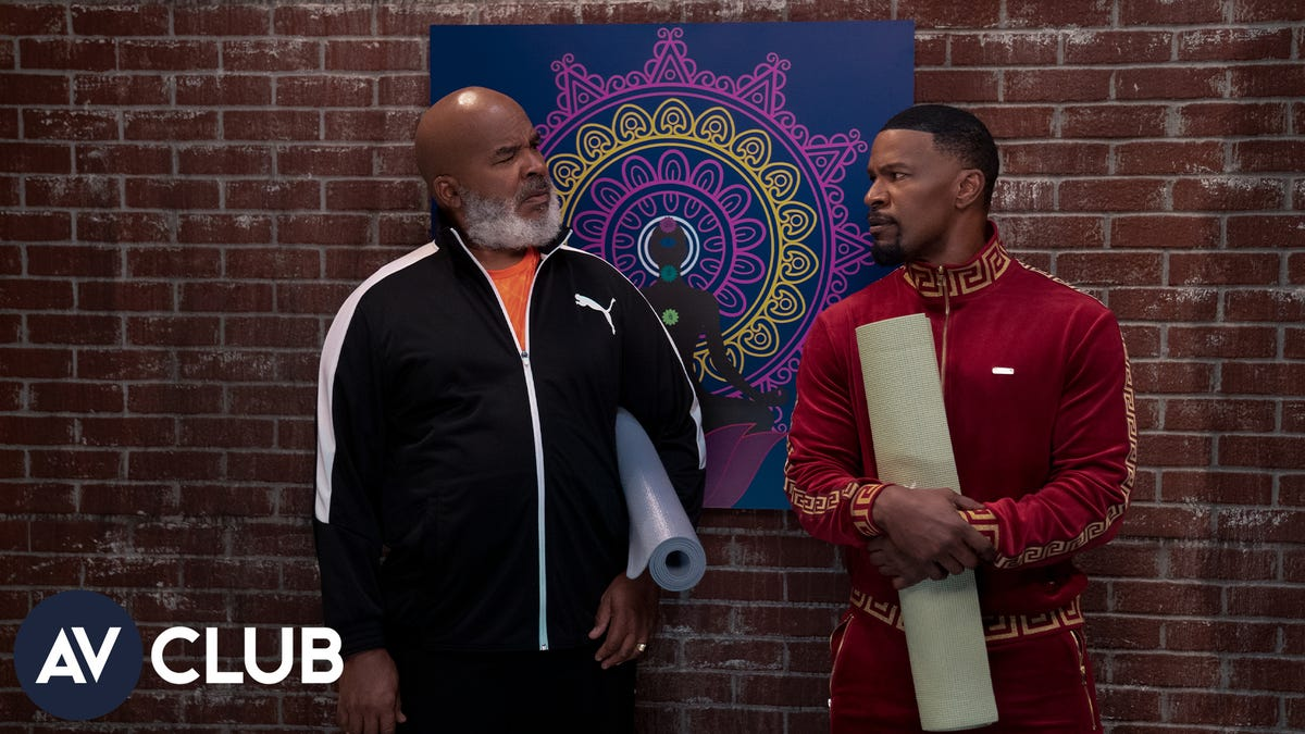 David Alan Grier reunites with Jamie Foxx for a new Netflix show