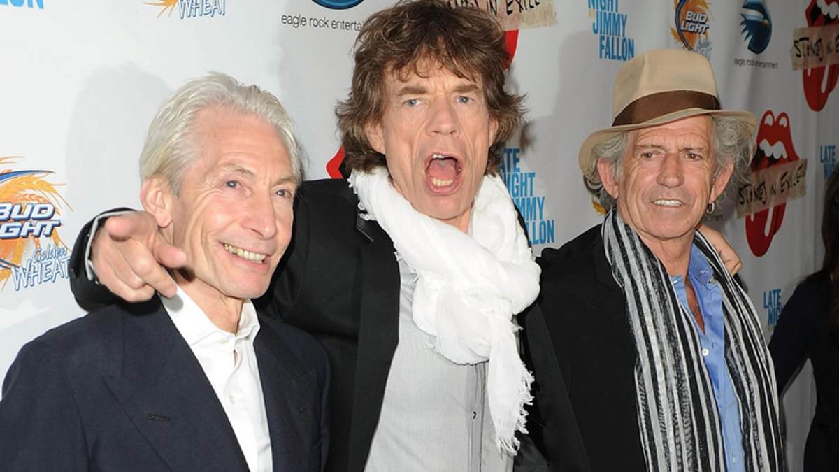 Rolling Stones drummer Charlie Watts likely sitting out next tour - The A.V. Club