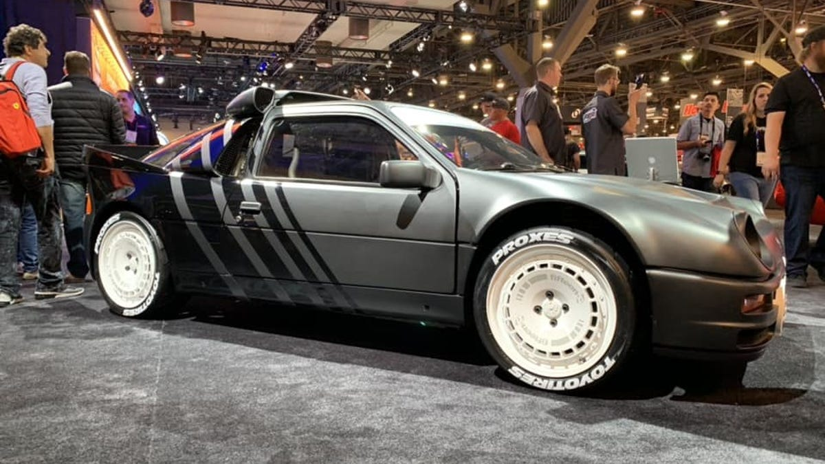 Here Is Everything Good I Could Find At SEMA This Year