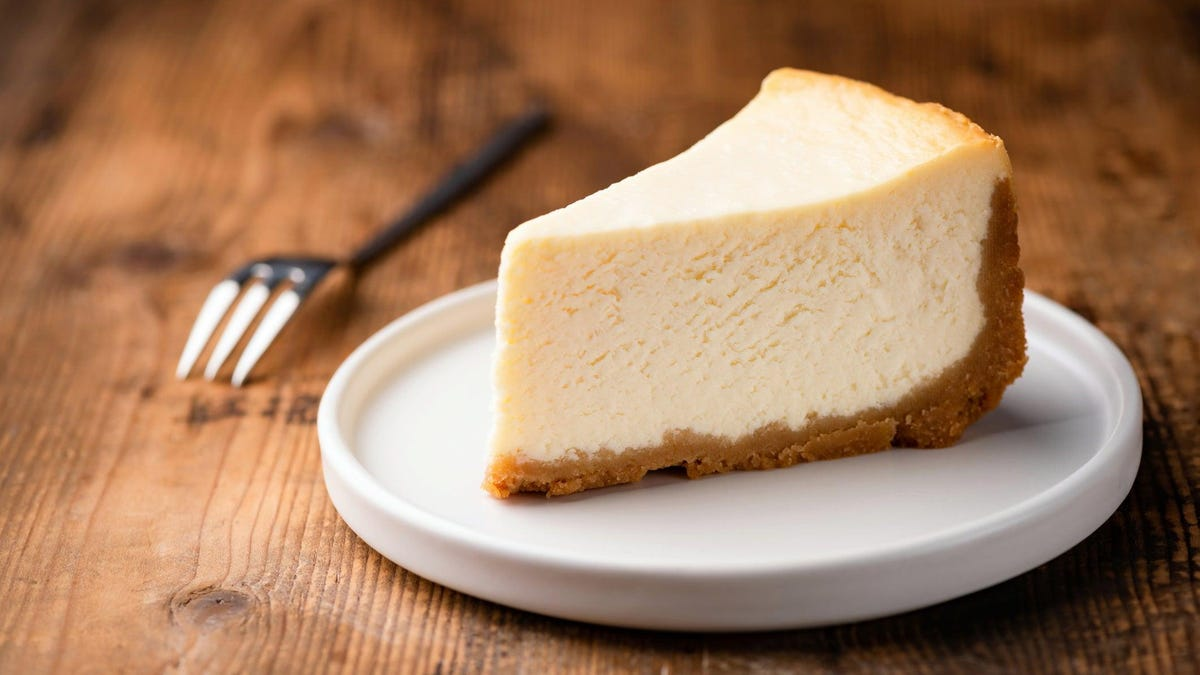 Here's an old-fashioned cheesecake recipe