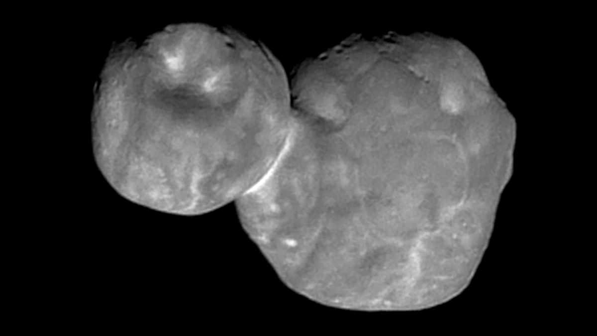 New Horizons Team Shares Amazing New Details About Kuiper Belt Object MU69