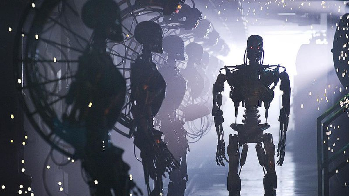 Google kills Captcha, putting us in danger of a robot uprising