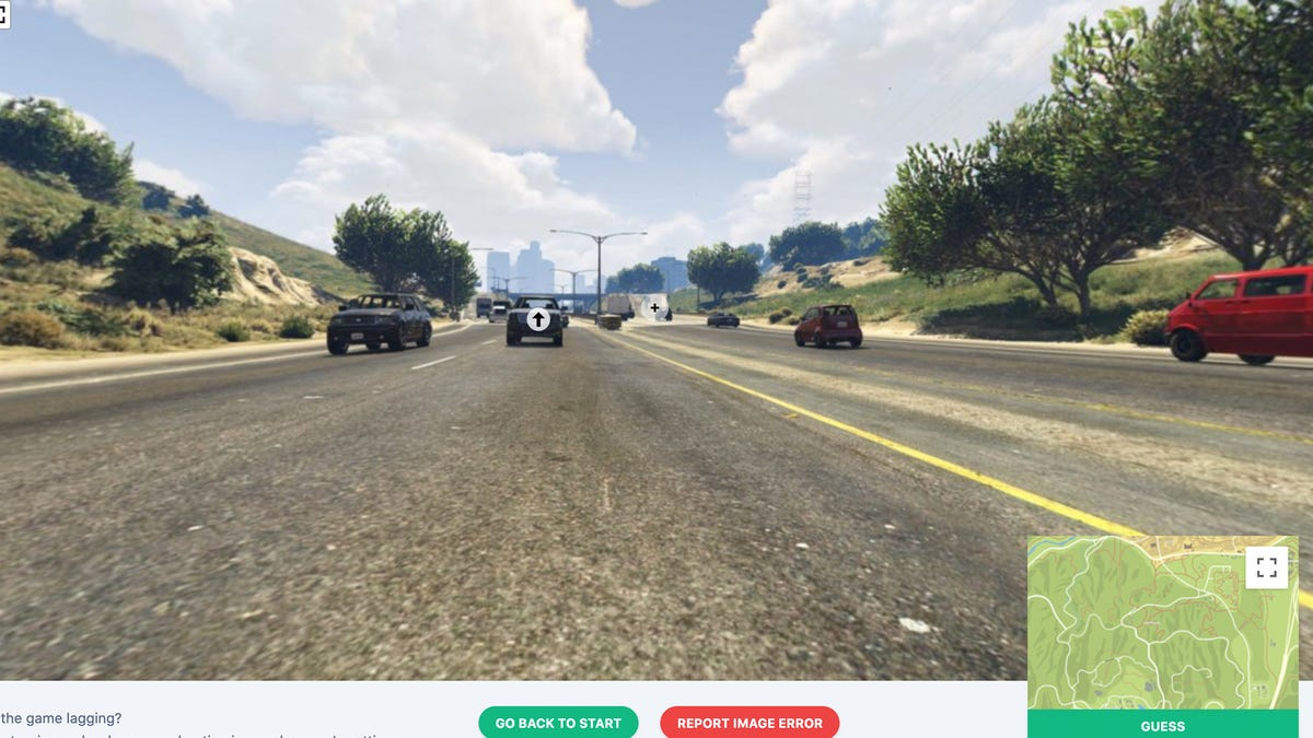 GTA GeoGuesser Is For Folks Who Don't Know Much About The Real World, But Have GTA Online Memorized