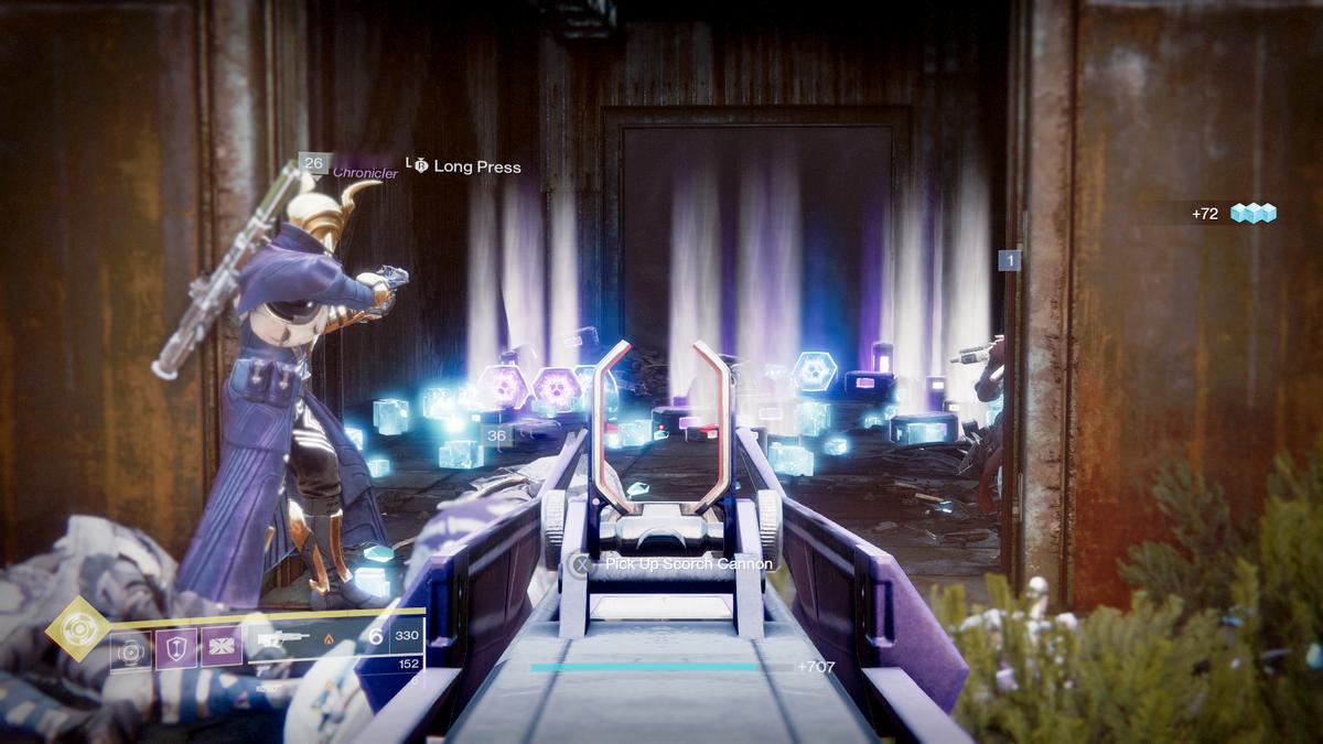 Destiny Has A New Loot Cave