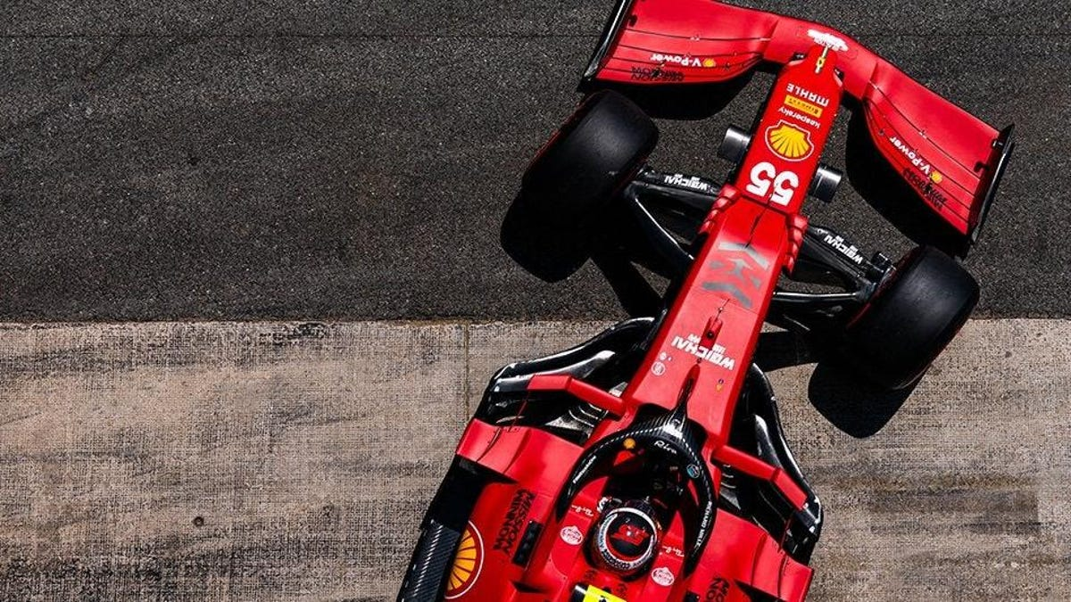Ferrari Is Almost Ready To Give Up On Its 2021 F1 Effort