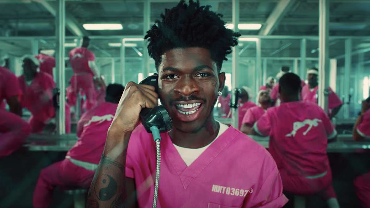 avclub.com - Gabrielle Sanchez - Lil Nas X is raising funds for The Bail Project following his prison-themed 'Industry Baby' music video