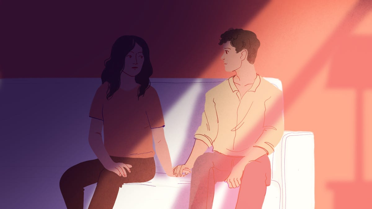 How to Tell Your Partner About Past Trauma