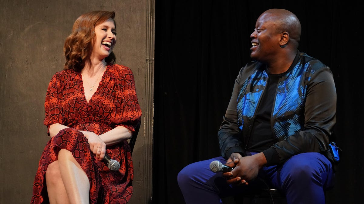 Tituss Burgess Breaks His Silence On the Ellie Kemper Racist Debutante Situation