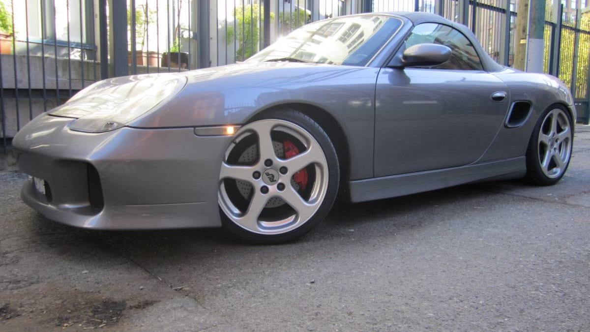 At C$22,900, Would You 'RUF-It' In This 2001 Porsche Boxster S?