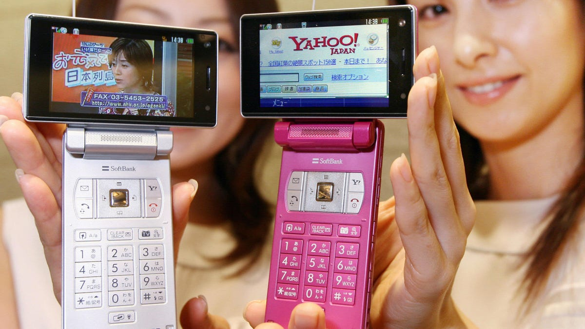 Folding Sliding Flip Phones News - cover