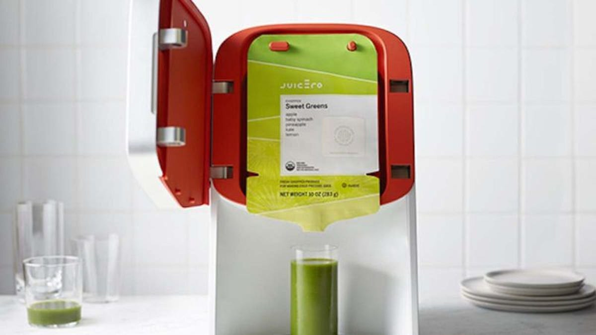 Read This: Juicero wasn't just stupid, it was a lie