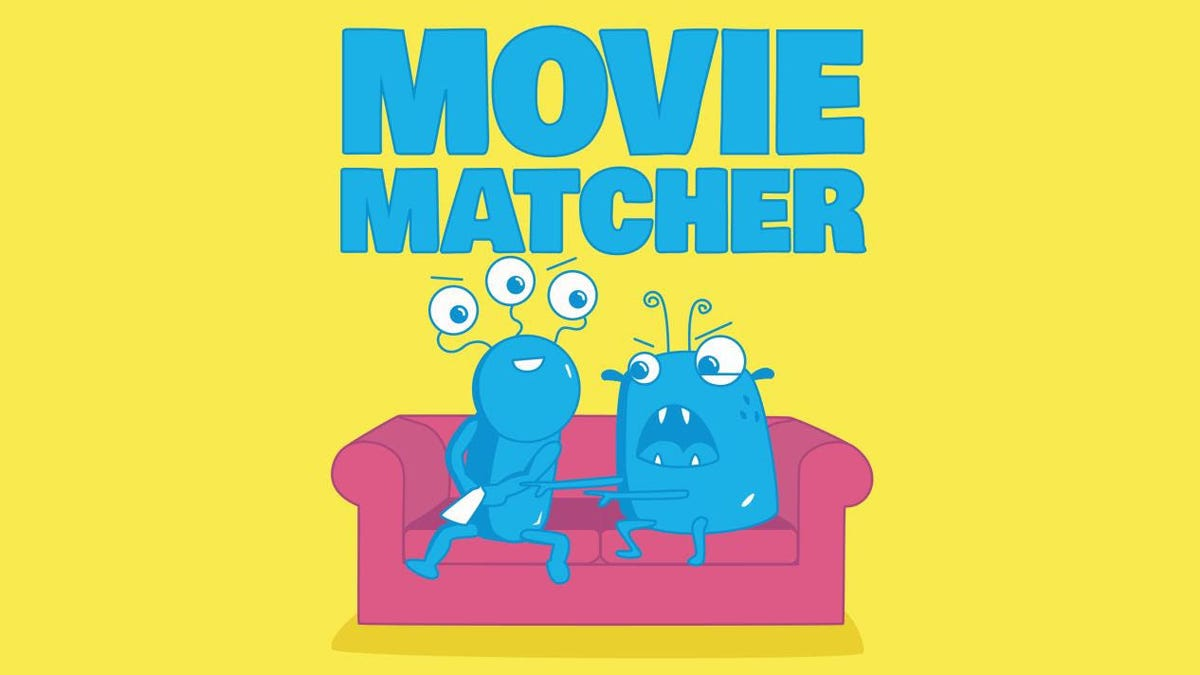 Use This Site to Find a Movie to Watch With Your Friend or Partner Based on Shared Likes