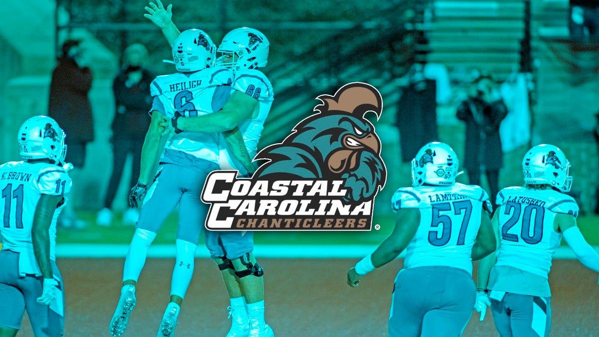 Coastal Carolina is your national champion, don't care what anyone says