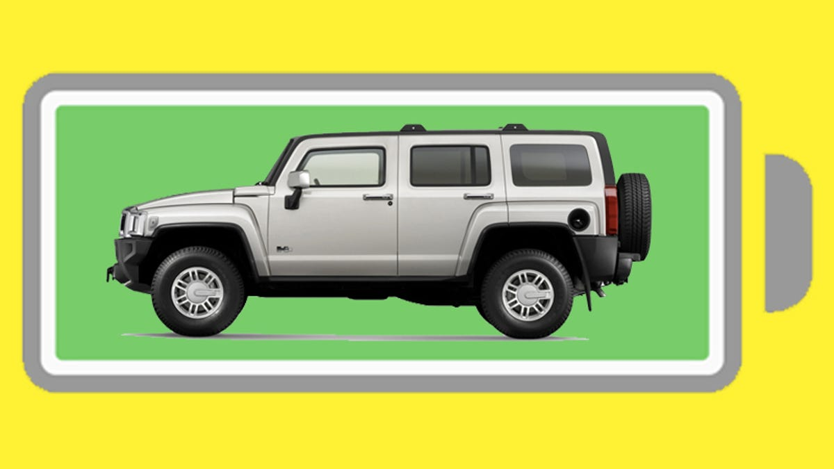 GM's 'BT1' Program Might Include Electric Hummers, Trucks, Cadillac SUVs: Report